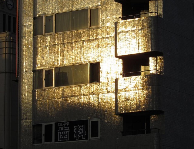 Golden Facade